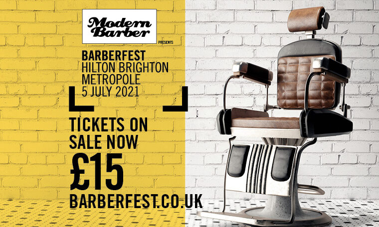 Who's on the BARBERFEST Business Learning Stage?