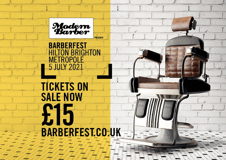 BARBERFEST business stage