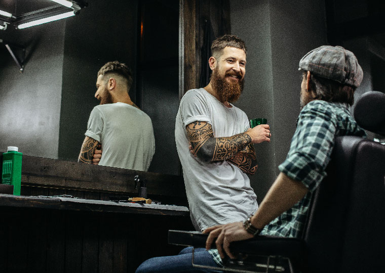 barber verbal contract
