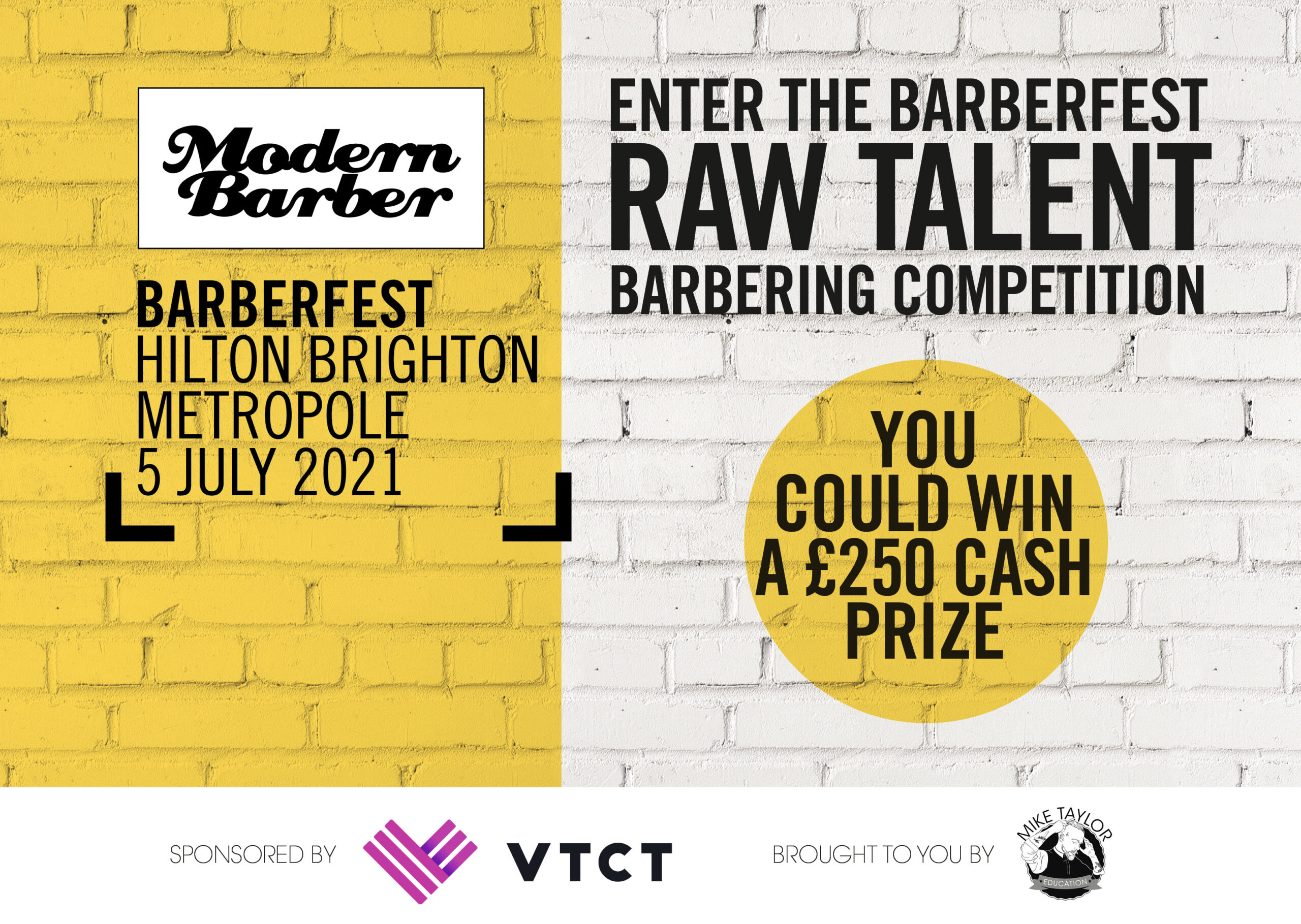 raw talent barbering competition