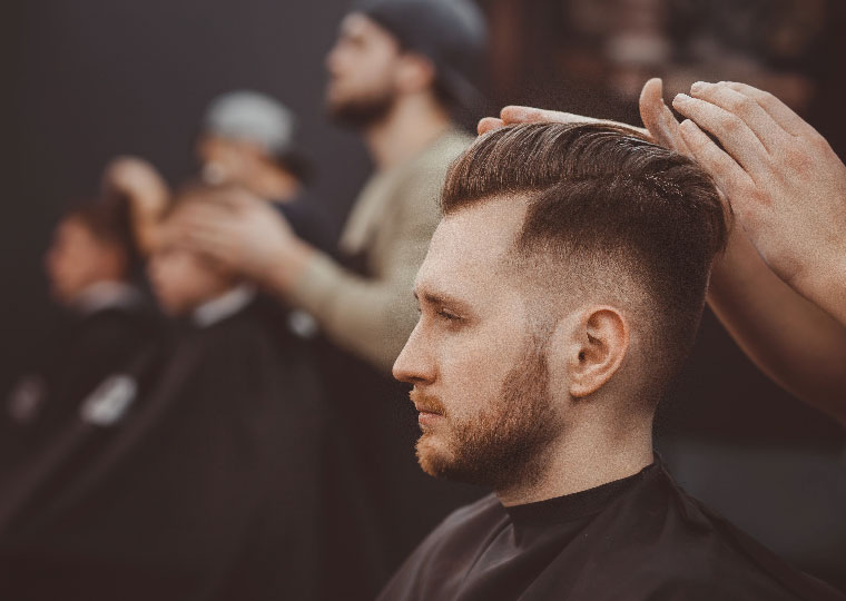 Who are British consumers most loyal to? Their barber obviously!
