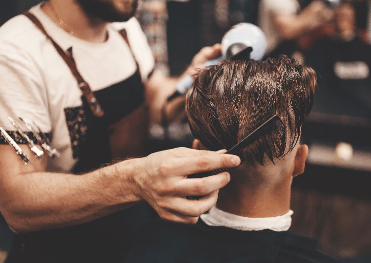 Barbers predict this trend in men's hair thanks to lockdown…