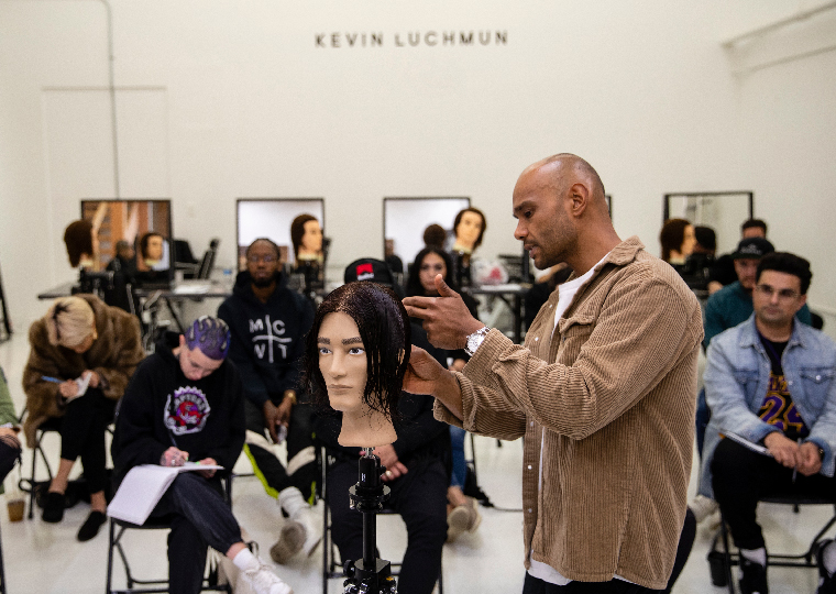 Kevin Luchmun announced as Andis international artistic team lead