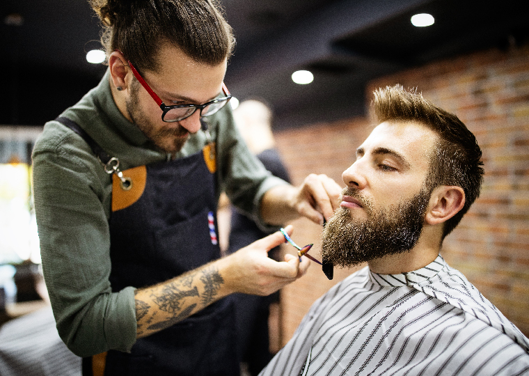 Nearly half of barbers feel like 'unofficial therapists'