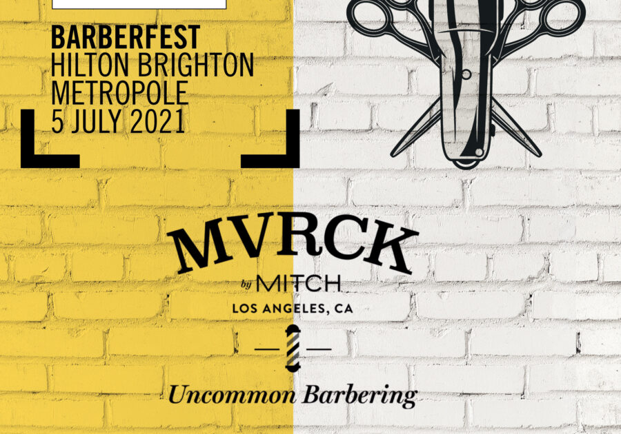 MVRCk are coming to BARBERFEST!