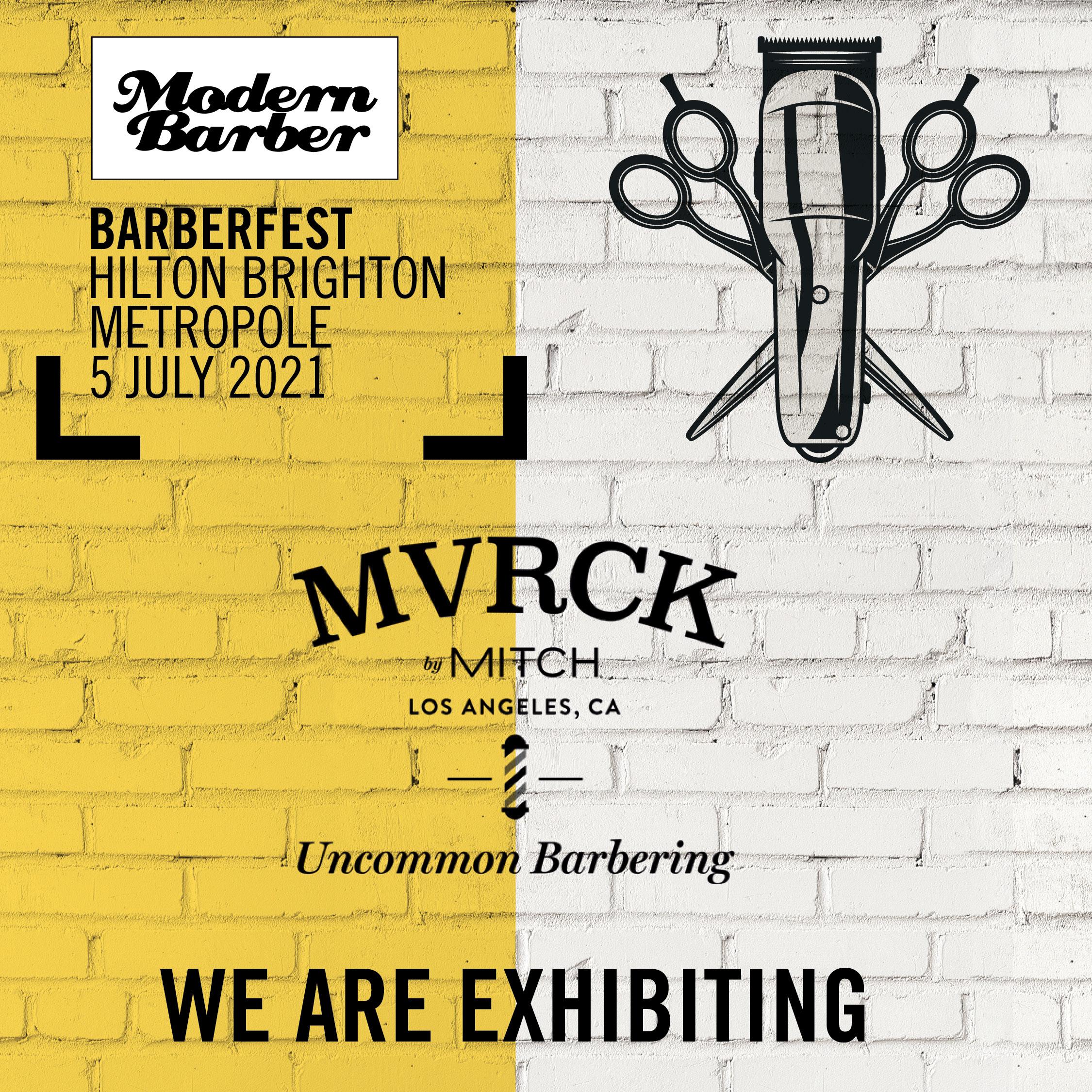 MVRCK Barberfest