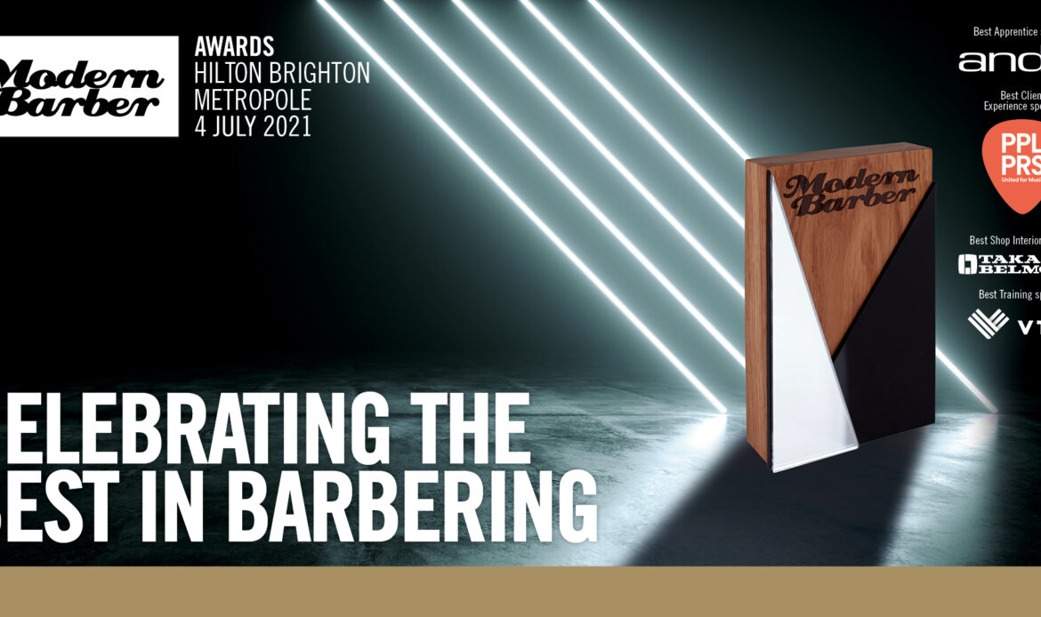 Modern Barber Awards 2021 – What to expect