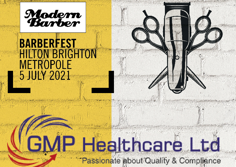 New sanitising brand coming to BARBERFEST!