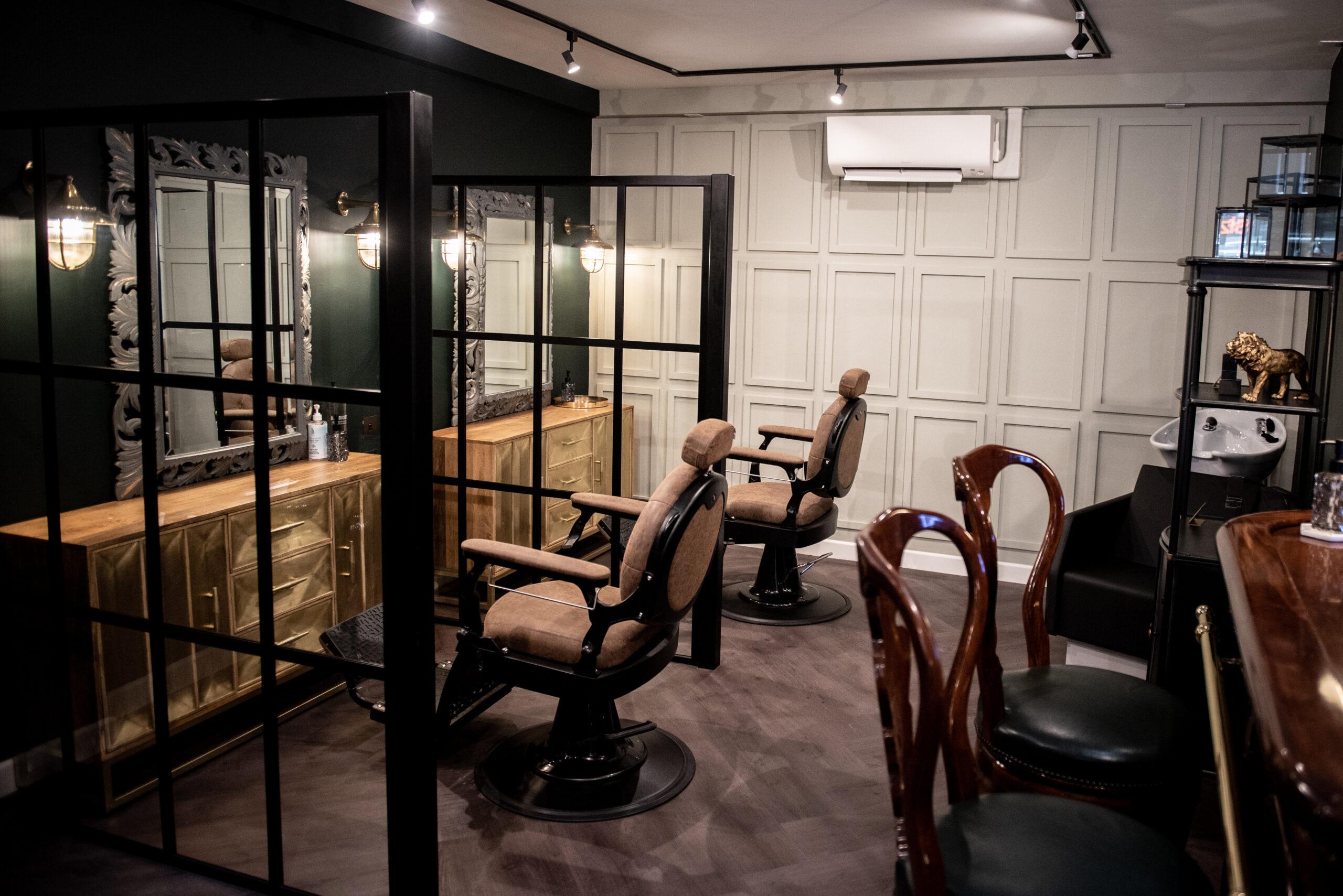 Lions Barbershop