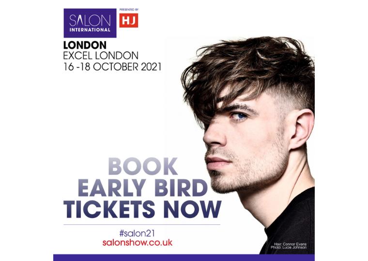 Salon International 2021 early bird tickets are on sale!