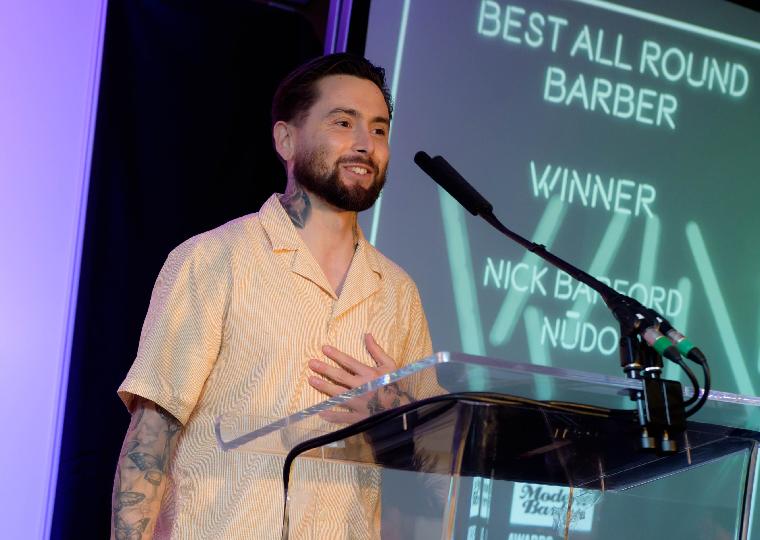 Congratulations to the Modern Barber Award 2021 Winners