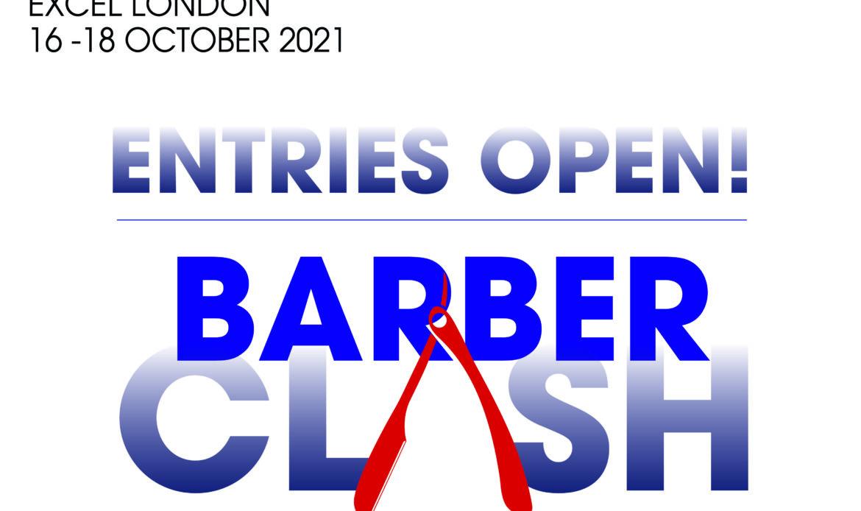 Barber Clash Competition at Salon International 2021
