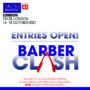 barber clash entries