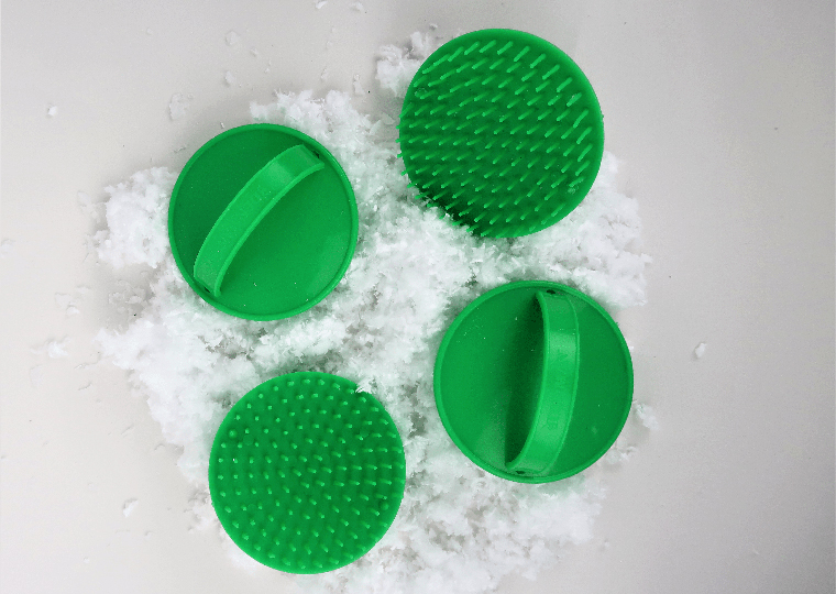 Denman International recycles PPE waste into brushes and combs